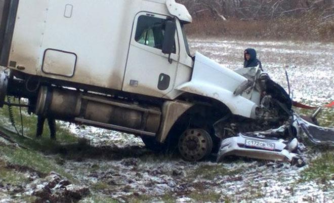 ВТатарстане из-за летней резины умер шофёр