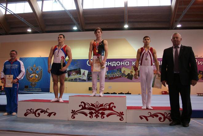 ВПензе пройдет Первенство РФ поспортивной гимнастике среди девушек