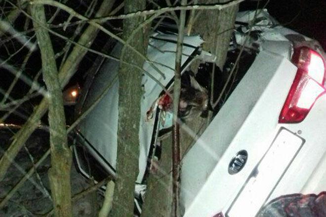 33-летняя автоледи погибла вДТП вТатарстане