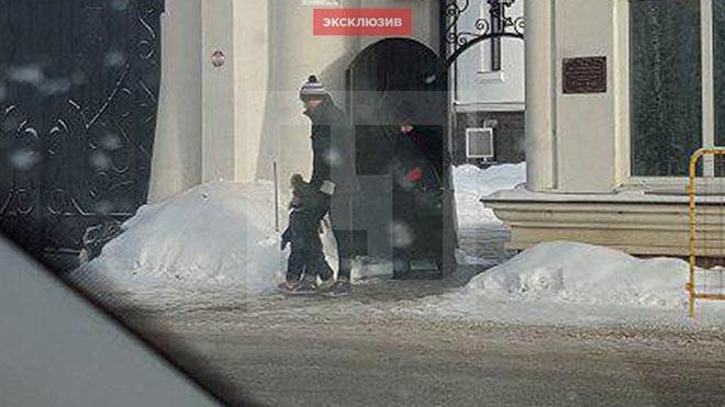 Сергей Лазарев два с половиной года скрывал рождение сына