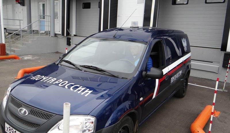 ВТульской области выбрали лучшего водителя почтовой связи