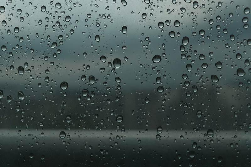 Выходные будут дождливыми иветреными