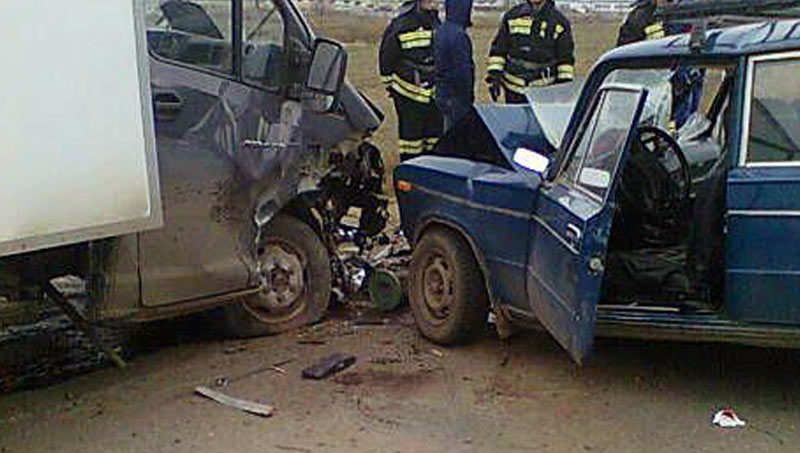 ВНижнекамском районе вДТП погибли двое мужчин