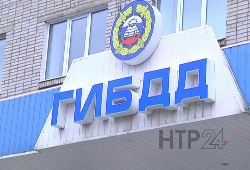 Глава ГИБДД Нижнекамска помог курсанту сдать теоретический экзамен