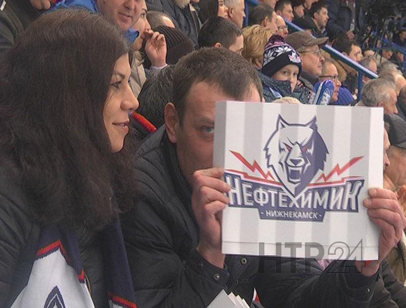 «Нефтехимик» впервый раз с2011 года дома победил ЦСКА вматче КХЛ