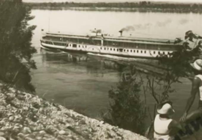 В Нижнекамске занялись поиском таинственно исчезнувшего парохода «Память Шмелева»
