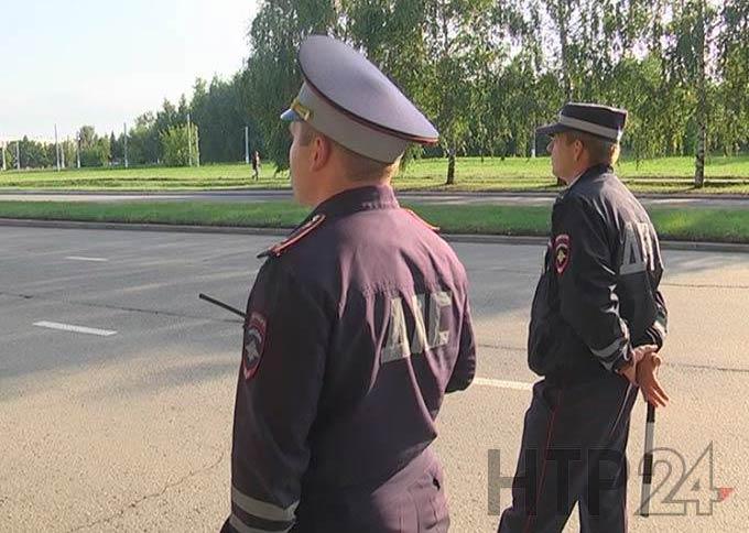 В  Нижнекамске во время операции «Тоннель» сотрудники ГИБДД оштрафовали около 20 водителей