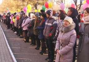 В Нижнекамске в день рождения Евгения Королева заложили капсулу времени