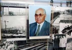 В Нижнекамске отметили 89-летие легендарного химика Николая Лемаева