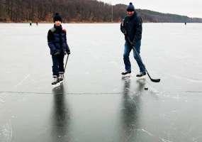 В Татарстане ожидается мокрый снег и гололедица