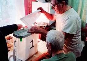 В Нижнекамском районе 63 человека во время референдума по самообложению проголосовали на дому