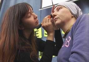 В Нижнекамске онкобольные получили мастер-класс от стилистов-визажистов