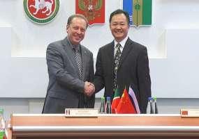 Нижнекамск намерен сотрудничать с Китаем в сфере промышленности, сельского хозяйства и туризма