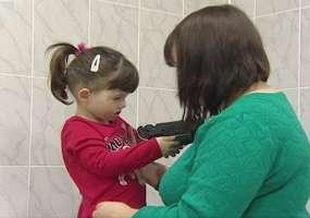Русфонд: для лечения двусторонней косолапости маленькой Алсу нужно более 200 тыс рублей