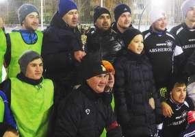 ЛФЛ Нижнекамска провела благотворительный турнир по футболу, собрав деньги для ребенка с ДЦП