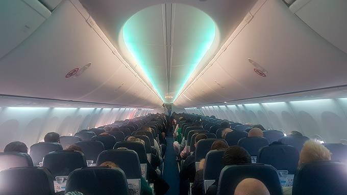 Розенбаум спас человека на борту самолета