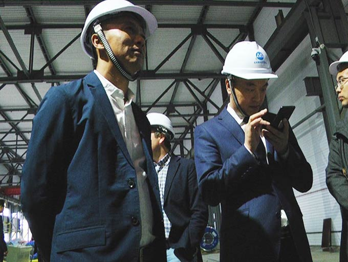 Нижнекамское предприятие будет поставлять материалы для бытовой техники «Haier»