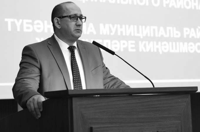 В Нижнекамске скончался экс-руководитель исполкома Айдар Гареев