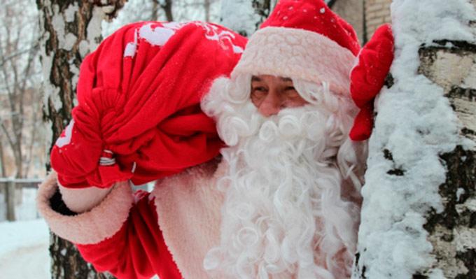 Я могу вернуть взрослого в детство: интервью с Дедом Морозом