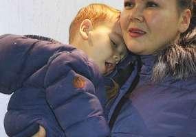Благодаря собранным нижнекамцами деньгам Ярослав Кулемин сможет пройти бобат-терапию