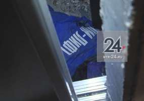 В Нижнекамске в шахте лифта найдено тело подсобного рабочего