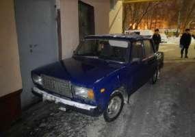 Житель Нижнекамска задержан за попытку угона автомобиля