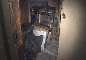 В доме на Б.Урманче в Нижнекамске сгорела квартира