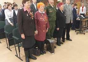 В Нижнекамске отметили День Героев Отечества, которых в городе осталось двое