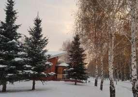 В Нижнекамске около 8 градусов мороза, в четверг ожидается снегопад