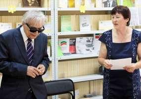 Нижнекамская библиотека для слабовидящих стала лучшей в республике