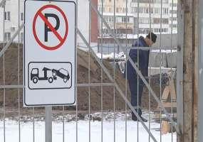 В Нижнекамске на месте заброшенной стройки началось строительство детского сада