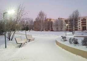 В Нижнекамске 12 градусов мороза, похолодание продолжится