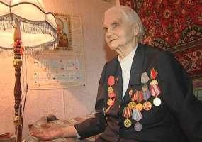 Мечта солдата. Ветеран ВОВ Александра Маслова (Эфир - 2010 год)