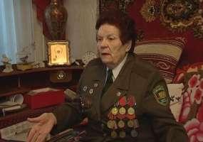 Мечта солдата. Ветеран ВОВ Маргарита Санникова (Эфир - 2010 год)