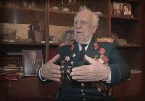 Мечта солдата. Ветеран ВОВ Михаил Казаков (Эфир - 2010 год)