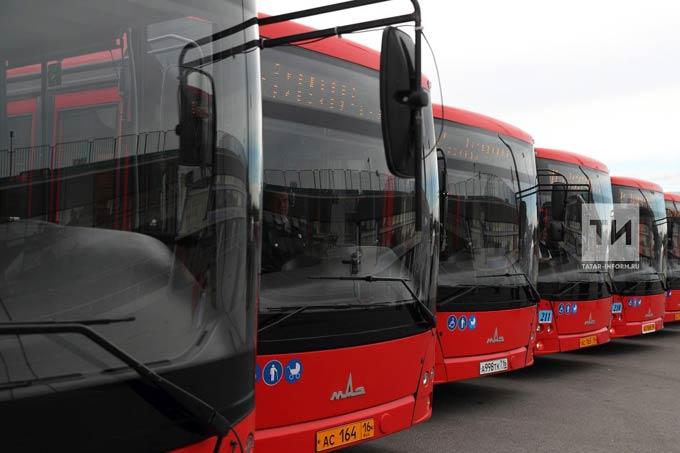В Татарстане все 17 тыс. автобусов должны пройти лицензирование