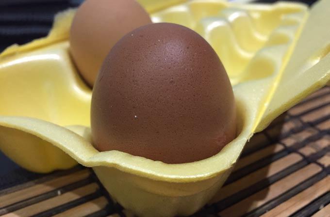 В российских магазинах яйца стали продавать девятками
