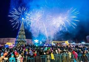 Стартовал опрос по новогоднему оформлению Нижнекамска