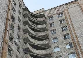 На одном из домов в Нижнекамске появились странные надписи