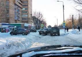 Нижнекамец снял репортаж об «отсутствии нормальной организации движения» в городе