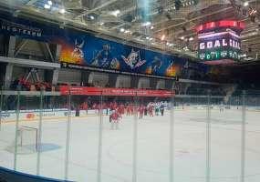Сборная Запада победила команду Востока в матче на Кубок вызова МХЛ, прошедшем в Нижнекамске