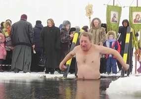 В Нижнекамске Иордань на Крещение вырубать не будут