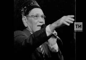 На 84-м году жизни умер легендарный татарский певец Ильгам Шакиров