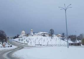 В Нижнекамске -3 градуса, в течение суток немного похолодает, возможен снегопад