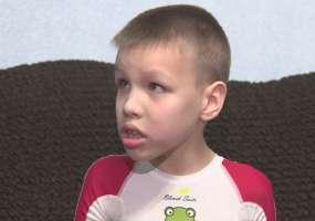 Русфонд: Булату с ДЦП и эпилепсией может помочь лекарство. Помочь купить его можем мы с вами