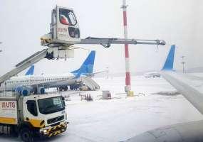 Из-за метели в столице России отменяются рейсы в Нижнекамск