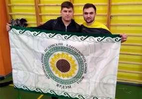 В Нижнекамске прошёл футбольный турнир среди игроков с нарушением слуха
