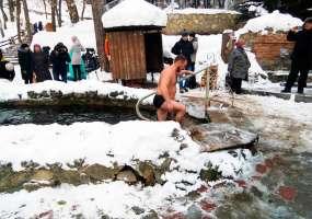 Более 3 тыс человек побывали на празднике Крещения в Нижнекамске