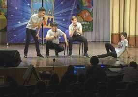 День студента: о чем шутят нижнекамские кавээнщики?