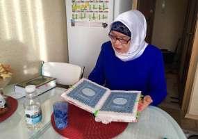 В Нижнекамске прошел конкурс чтецов Корана среди женщин